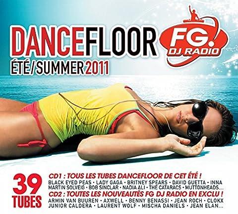 Dancefloor FG Eté Summer 2011 (2 CD)