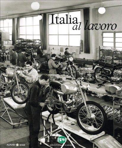 Italia al lavoro. L'obiettivo sull'Emilia-Romagna