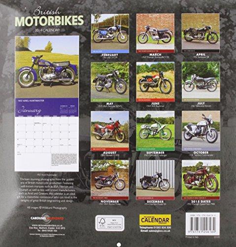 British Motorbikes W (Calendar 2014)