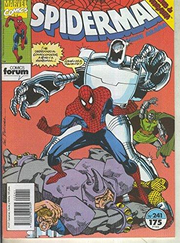Spiderman volumen 1 numero 241: Actos de venganza