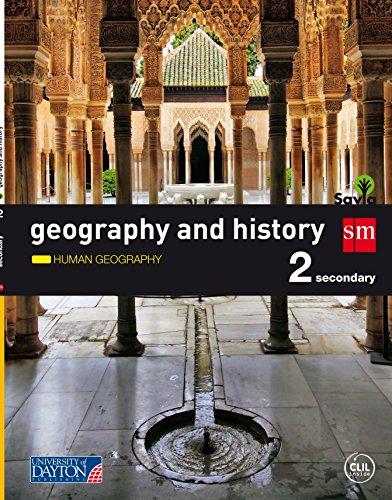 Geography and history. 2 Secondary. Savia: Murcia, País Vasco, Galicia, Madrid, Cataluña, Ceuta, Melilla y Castilla la Mancha - 9788416346790