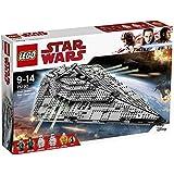 LEGO - 75190 - Star Wars - Jeu de construction - First Order Star Destroyer