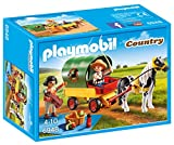 Playmobil Country 6948 - Pic-nic con Calesse, dai 4 anni