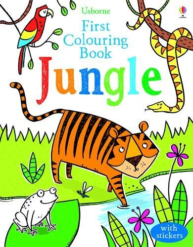 First Colouring Book Jungle (First Colouring Books) by Alice Primmer (2014-11-01)