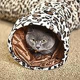 3 Wege Katzentunnel Katzenspielzeug Für Kleine Tiere