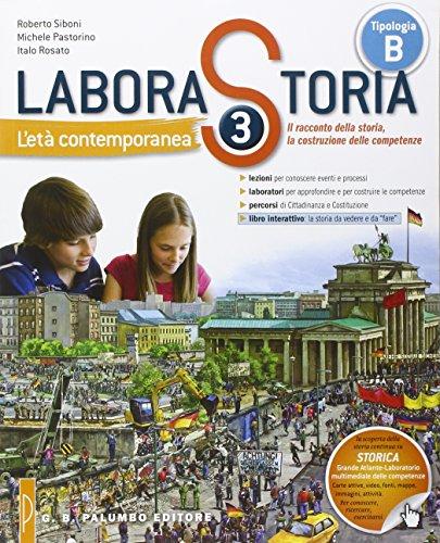 Laborastoria. Per la Scuola media. Con e-book. Con espansione online: 3