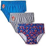 #4: Marvel Spider-man Boys' Underpants Set (Pack of 3)