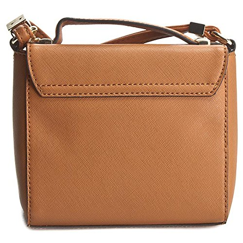 Trussardi jeans borsa a tracolla cognac borse firmate online for Amazon borse firmate