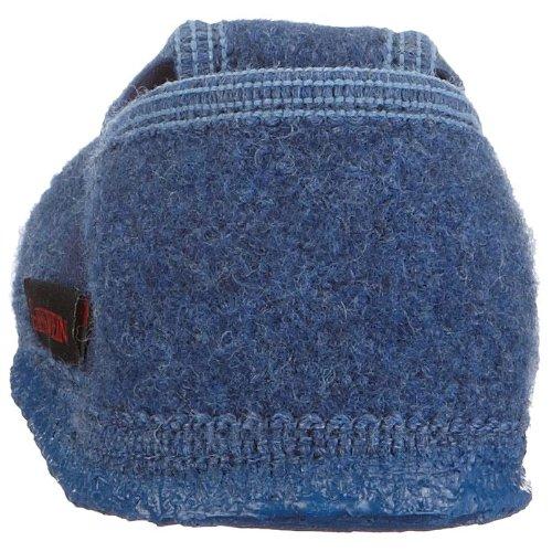Giesswein 50318 Reifenberg, Jungen Hausschuhe Blau (Jeans)
