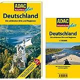 Deutschland: Die schönsten Orte und Regionen (Reiseführer plus)