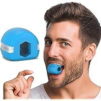 Bhavyam jawline exerciser tool men women,Silicone Jaw Face Neck toner shaper Exerciser chew ball tools equipment for…