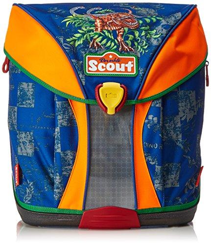 Scout 71400769800 Schulranzen-Set, 43 cm, Dunkelblau Preisvergleich