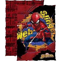 Marvel Spiderman Tagesdecke 140 x 200 cm