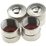 4 x Capuchons de valve de pneu anti-poussière pour BMW OEM 36121120779