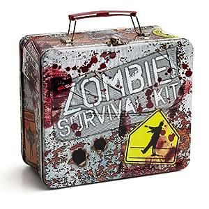 Lunch box - Kit de survie Zombie