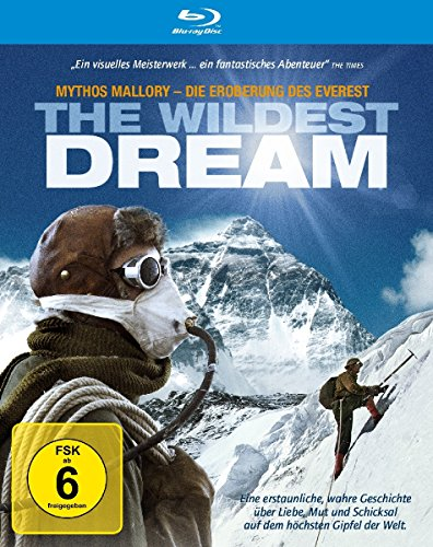 The Wildest Dream - Mythos Mallory: Die Eroberung des Everest [Blu-ray]