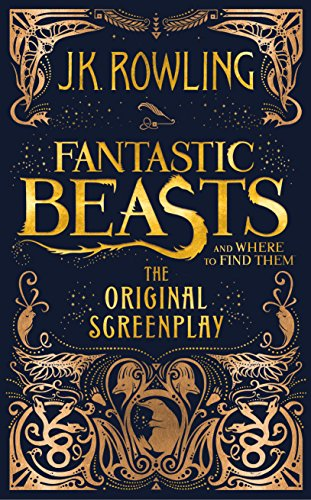 Resultado de imagen de fantastic beasts and where to find them the original screenplay