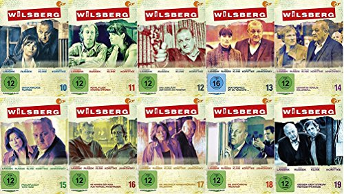 Produktbild Wilsberg Staffel 10-19 (10+11+12+13+14+15+16+17+18+19) [DVD Set]