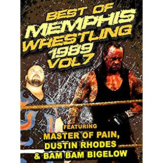 Best Of Memphis Wrestling 1989 Vol 11 [OV]