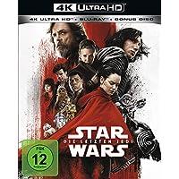 Star Wars: Die letzten Jedi (4K Ultra HD) [Blu-ray]