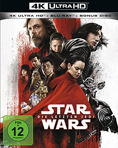 Kostüm Rogue Marvel - Star Wars: Die letzten Jedi (4K Ultra HD) [Blu-ray]