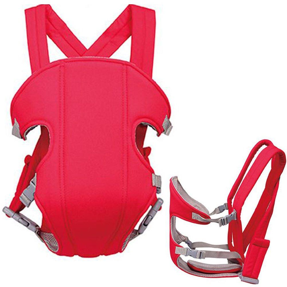 HW GLOBAL Leichte Ergonomische Babytrage Hip Sitz, BabySteps, Weiche Träger für Alle Formen und Jahreszeiten, perfekt für allein Krankenpflege
