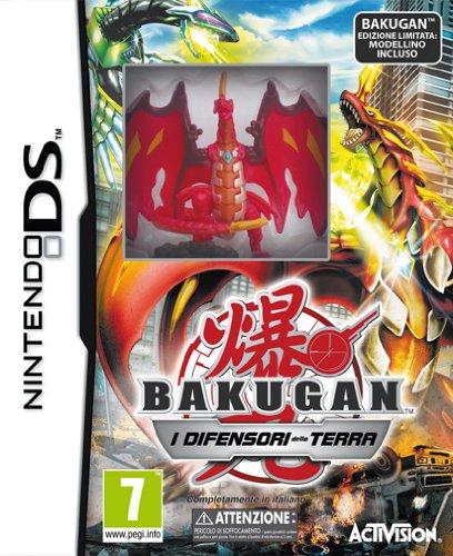 Bakugan Defensores de la Tierra (+ Figura)