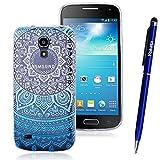 Samsung Galaxy S4 Mini Hülle, Yokata Weich Silikon