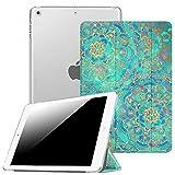 Fintie iPad Air Hülle - Ultradünne Superleicht Schutzhülle mit transparenter Rückseite Abdeckung Smart Case mit Auto Schlaf/Wach und Standfunktion, Jade
