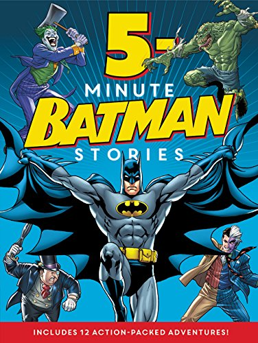spiderman 5 minute stories pdf
