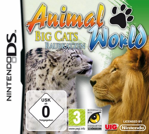 Animal World - Raubkatzen