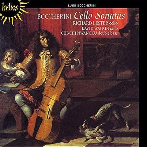 Boccherini: Cello Sonatas by Richard Lester