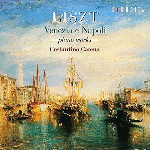 from 3 Soirees Musicales de Rossini S424; LW A36: II. La regata veneziana-Notturno (Veneziana Catena)