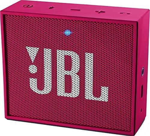 JBL Go Ultra Wireless Bluetooth Lautsprecher (3,5 mm AUX-Eingang, geeignet für Apple iOS und Android Smartphones, Tablets und MP3 geräten)...