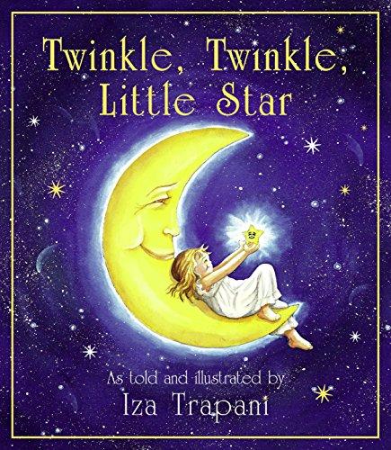 Twinkle, Twinkle, Little Star (Iza Trapani's Extended Nursery Rhymes) por Iza Trapani