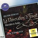Berlioz : La Damnation de Faust / Harold en Italie (Coll. The Originals)