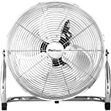 "Best ventilateur industriel - Pro Breeze Ventilateur de Sol 20"" Chrome Review"