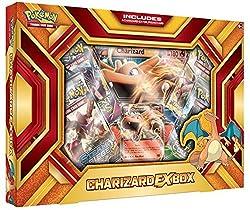 Jede Box enthält: - 1 Holografische Promokarte mit Glurak-ex oder Mewtu-ex - 1 Überdimensionale Karte mit Glurak-Ex oder Mewtu-ex - 4 Boosterpacks des Pokemon Sammelkartenspiels - 1 Code Karte für das Pokemon Sammelkartenspiel ONLINE