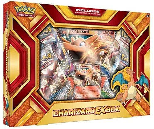 Ex Pokemon Versand Kostenloser (Pokemon - Ex Boxen Mewtu oder Glurak - Deutsche Ausgabe (Glurak Ex Box))