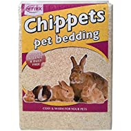 Pettex Pet Bedding Chippets, 35 Liter