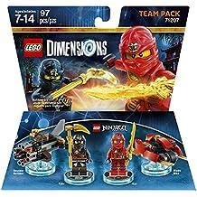 LEGO Dimensions, Ninjago Team Pack by Warner Home Video - Games