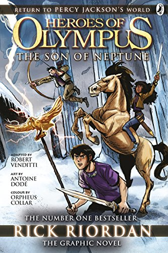 The son of Neptune : the graphic novel