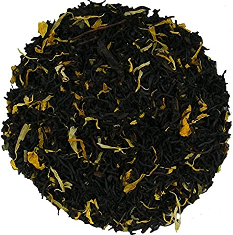Simpli-Special Summer Peach Tea, Black Loose Leaf Tea with Natural Flavours 100g.