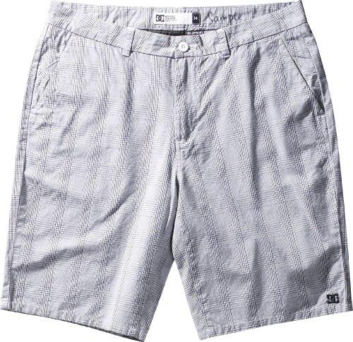 DC Shoes Short pour garçon Seward Blanc