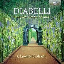 DIABELLI: Complete Guitar Sontatas