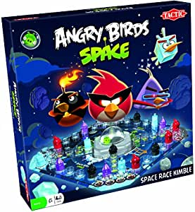 tactic 940628 angry birds space spielzeug. Black Bedroom Furniture Sets. Home Design Ideas
