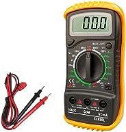 LCD Digital Multimeter Voltmeter AC DC Voltage Tester Circuit Checker Buzzer