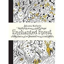 Johanna Basford's Enchanted Forest Journal (Journals)