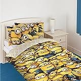 Despicable Me Minions Single Duvet Cover & Pillowcase Set