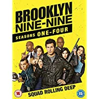 Brooklyn Nine-Nine: Seasons 1-4